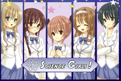 Meet the Science Girls