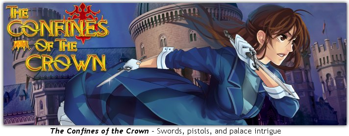 The Confines of the Crown promo image